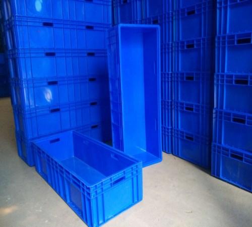 物流箱周转箱汽车配件周转箱配件仓储箱