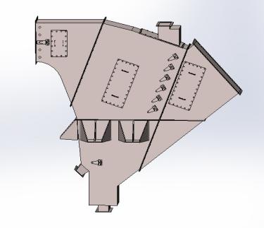 V型选粉机厂家 优质预磨设备价格 湖南广义科技有限公司