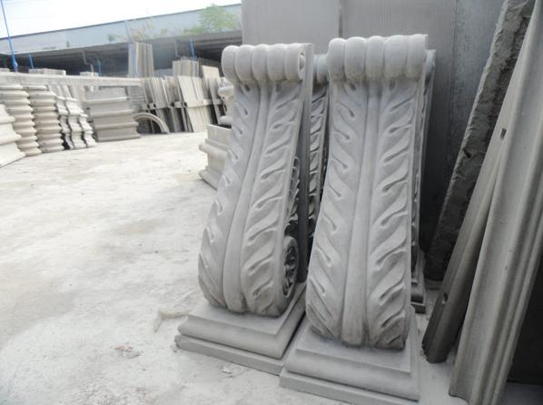 广东GRC水泥构件_GRC仿砂岩浮雕装饰_广州邦吉建材有限公司