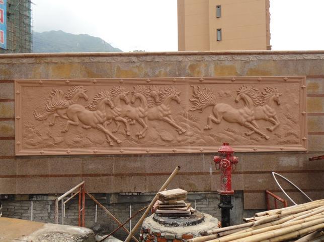 专业GRC浮雕装饰_广东GRC浮雕构件_广州邦吉建材有限公司