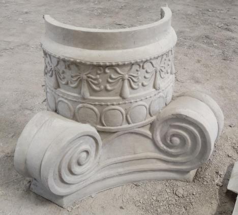 质量好GRC罗马柱构件_广东GRC罗马柱价格_广州邦吉建材有限公司