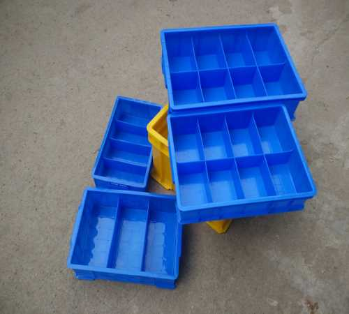 多色式分隔盒 优质食品盘单冻器价格 山东省临沂市都程塑料有限公司