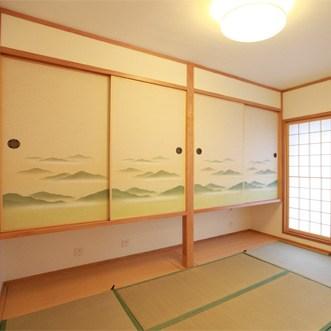 成都和风装修设计 日式门窗 成都和风室内设计工作室