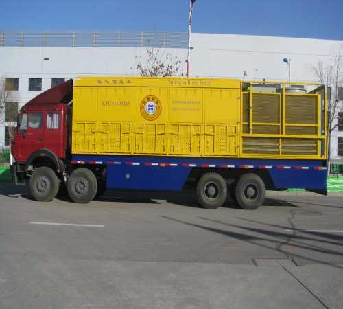 制氮注氮车-制氮公司-天津凯德实业有限公司