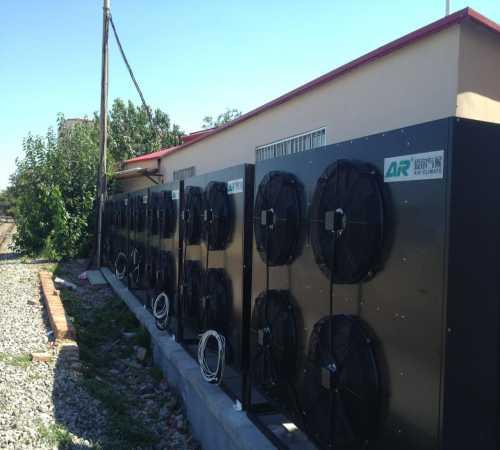 空气热泵设备_二氧化碳热泵设备_天津凯德实业有限公司