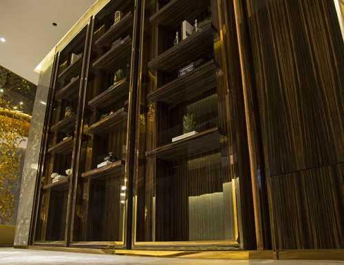 木饰面家具 广东白栓木饰面价格 深圳城市家具有限公司