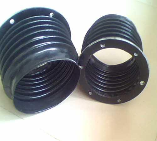 风琴防尘罩/防尘罩上门测量安装/沧州岩昊机床附件有限公司