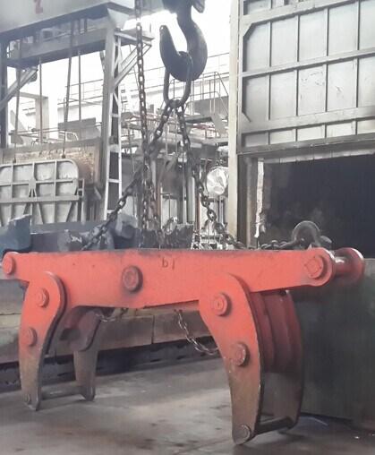 锻造用四爪钳 染色引纸绳原装进口 江苏浩博机械设备有限公司