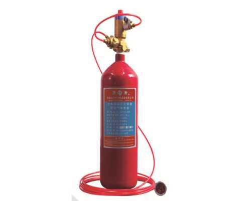 感温自启动灭火装置生产商 自动泄压口灭火装置价格