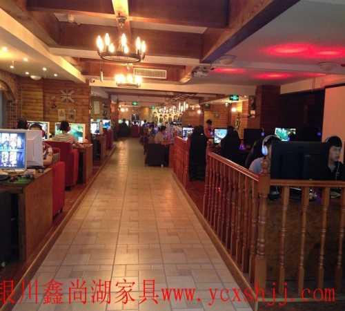 吉兰泰网咖沙发创新厂家-乌海餐厅桌椅定做-银川市兴庆区鑫尚湖家具