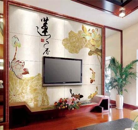 浮雕背景墙厂家-背景墙效果图-佛山一号墙建材有限公司