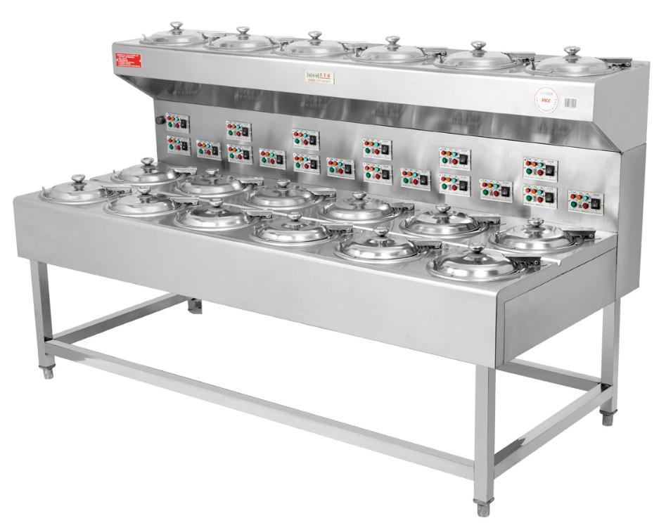 耐用全自动煲饭炉 优质煲仔饭一体机价格 佛山市禅城区煲煲掂厨具厂