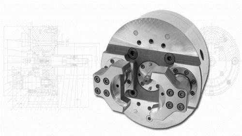 动力液压卡盘厂家德律风-磨齿机液压收缩芯轴Schunk-上海环臣机电设置装备摆设无限公司