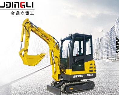 陕西小挖土机公司 农用小型挖机用途 陕西金鼎立重工机械有限公司