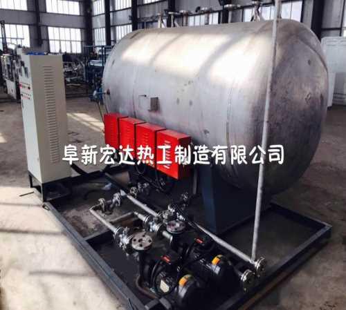 辽宁小型水加热器价格_阜新有机热载体炉系统_阜新宏达热工制造有限公司
