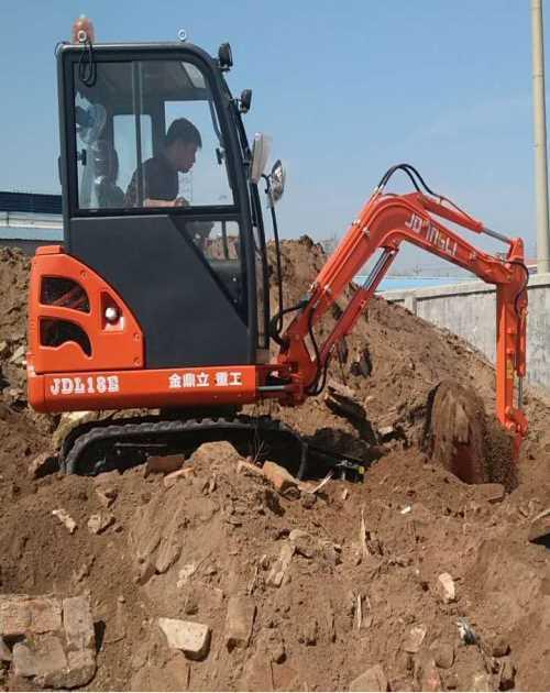 甘肃小挖机-福建农用挖掘机-陕西金鼎立重工机械有限公司