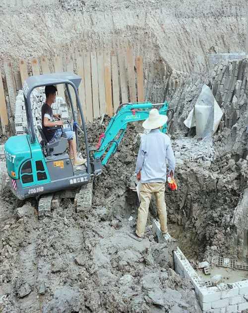 陕西小型挖机价格 陕西小挖掘机 陕西金鼎立重工机械有限公司