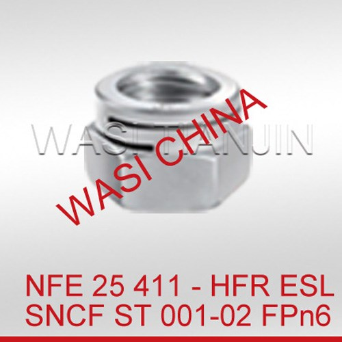 雙開槽鎖緊螺母 NordlockDIN25201現貨 萬喜天津緊固件有限公司