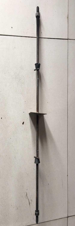 固定式对拉螺杆,螺杆接驳器,螺杆接驳器保护套,可调式螺杆和限位螺母图片