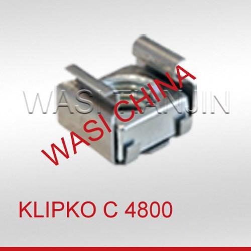 卡式螺母型号-kvt卡式螺母型号-KLIPKO卡式螺母供应厂家