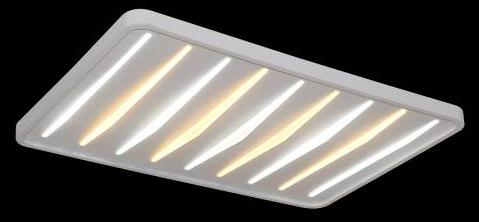 客堂平板灯哪家好 LED吸顶灯消费厂家 中山市千普照明无限公司