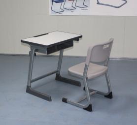 可升降课桌椅设计/5人位机场椅/佛山市顺德区启润钢制家具有限公司