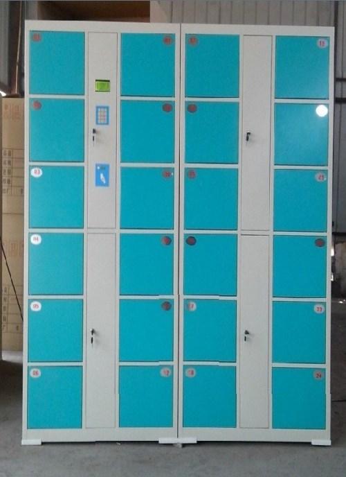 我们引荐48门存包柜 高质量钢制换衣柜厂家效劳商