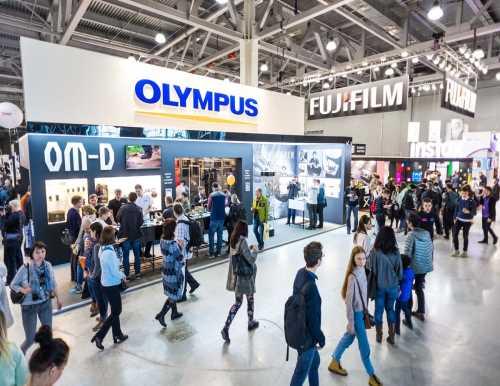 2018年莫斯科消費電子及影像展 2018俄羅斯通信展