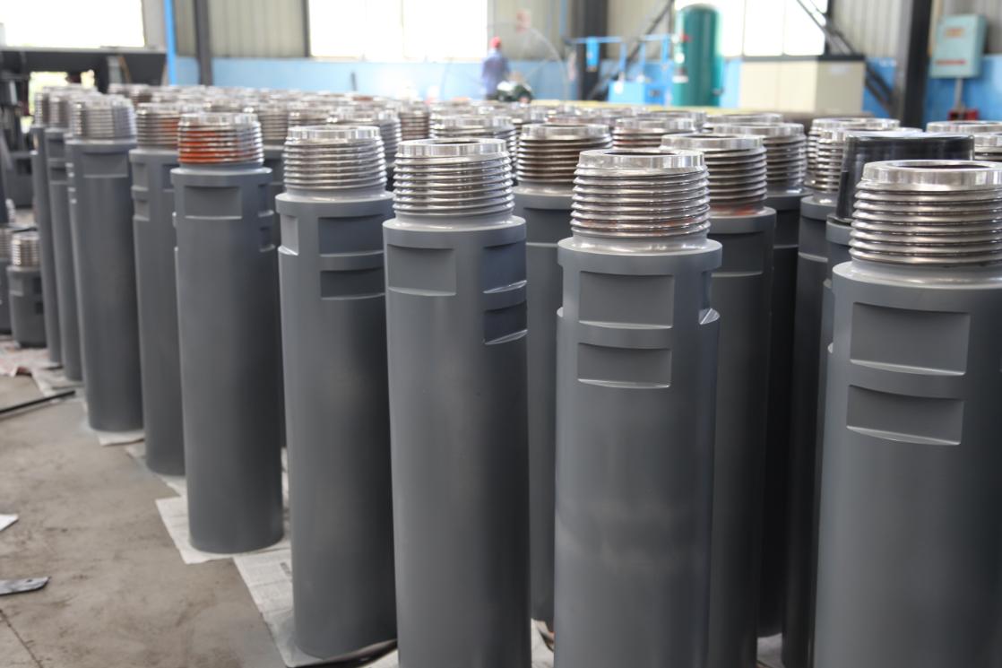 钻机反井钻机钻杆规格_地质反井钻机钻杆作用_潜孔反井钻机钻杆厂家