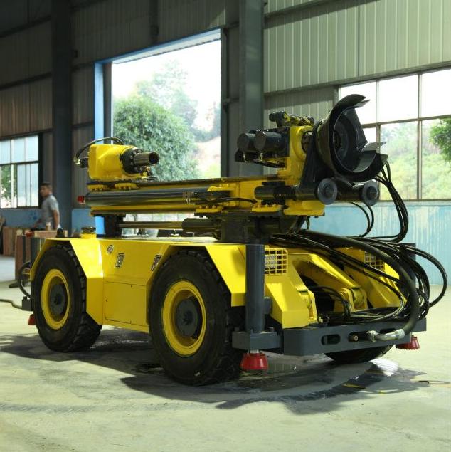 地下潜孔钻机/潜孔反井钻机钻杆作用/湖南创远高新机器无限责任公司