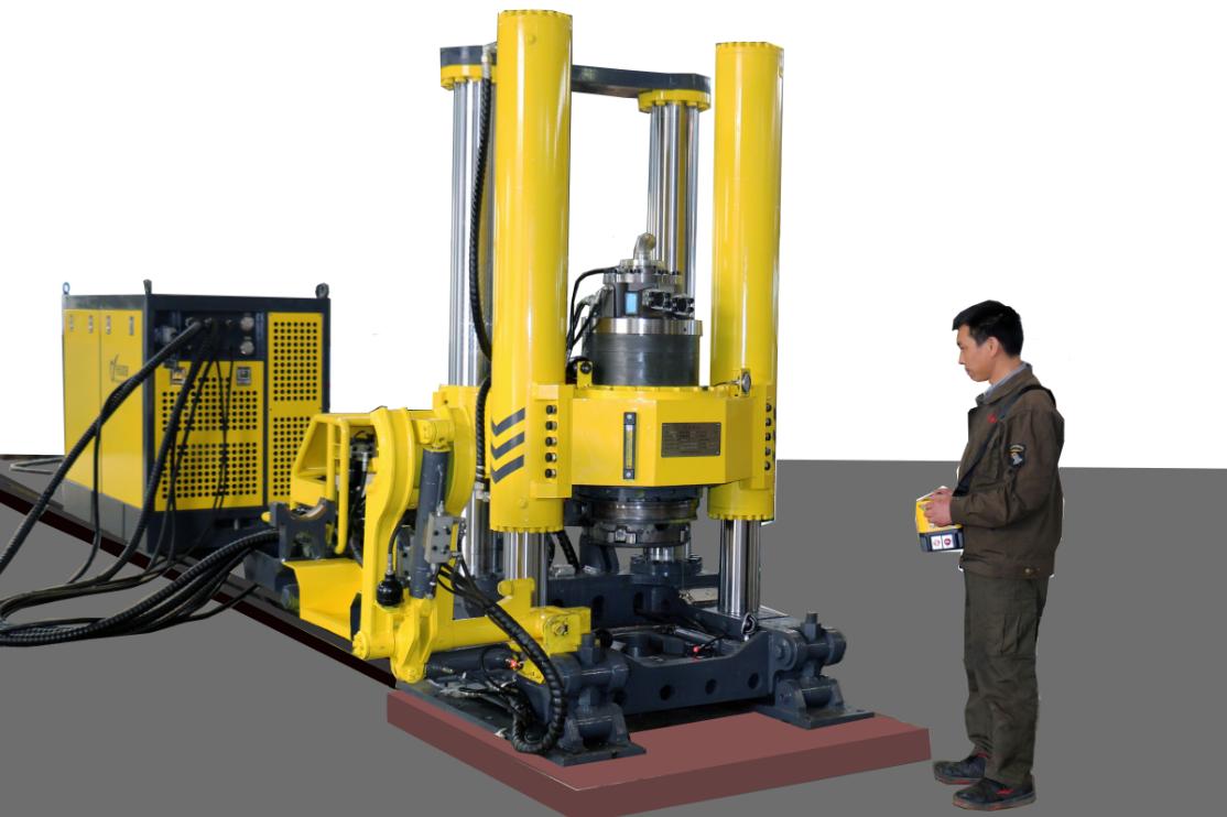 湖北庭院钻机价钱-潜孔钻机消费厂家-湖南创远高新机器无限责任公司
