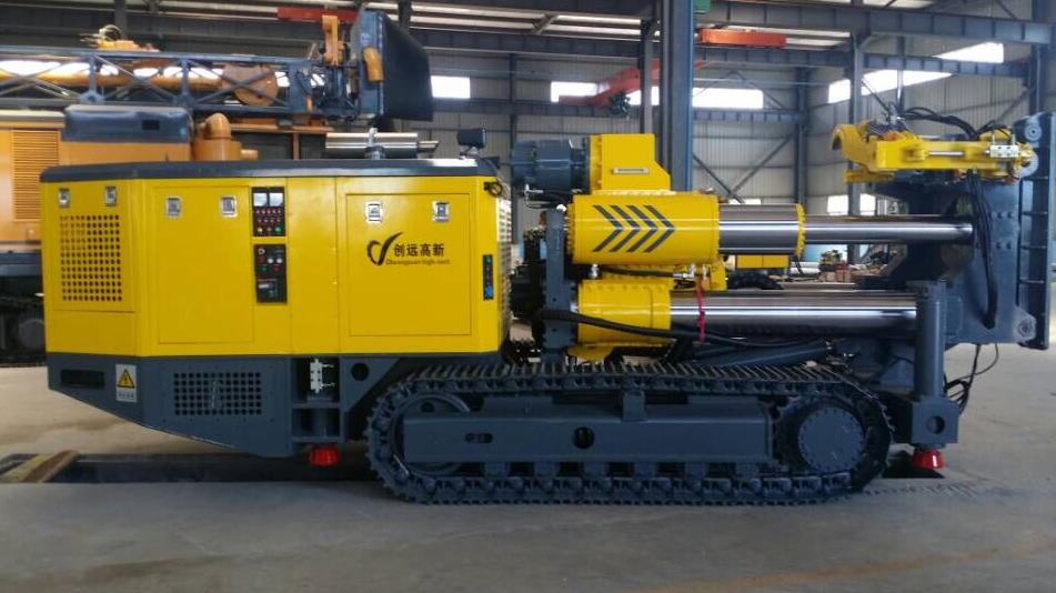 自行式庭院钻机-长沙庭院钻机价钱-湖南创远高新机器无限责任公司