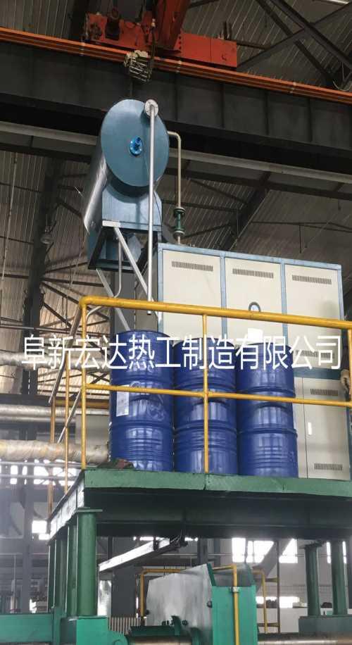 高温电加热导热油炉公司_电加热油炉图片_阜新宏达热工制造有限公司