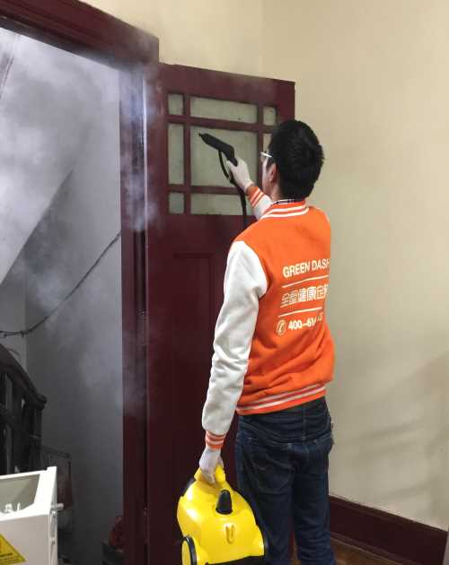 上海知名保洁公司_除甲醛服务_上海步翠环保科技有限公司