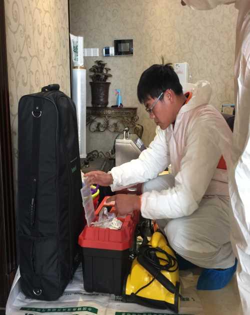 上海最好的保洁公司 上海青浦区去甲醛公司 上海步翠环保科技有限公司