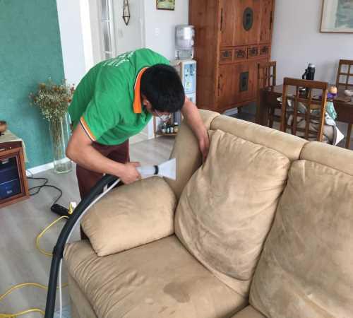 长宁沙发清洗-上海除甲醛-上海步翠环保科技有限公司