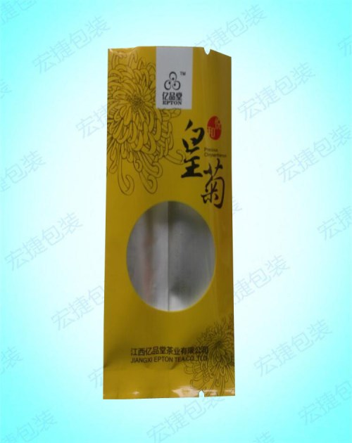 苦荞茶茶叶袋 深圳食品包装袋定做 深圳宏捷包装成品无限公司