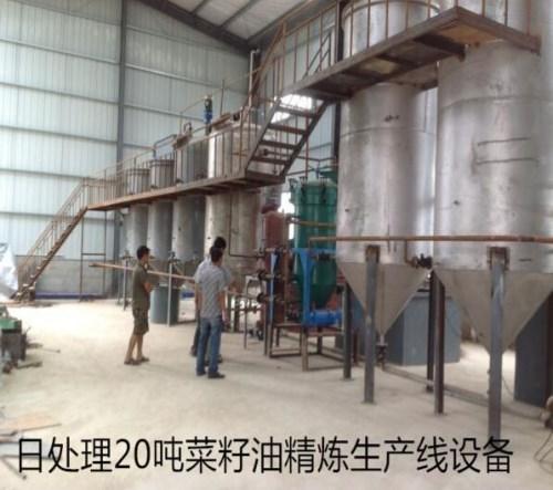 辽源精炼设备厂- 鸭油渣榨油机-济南华奥机械有限公司