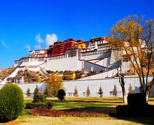 西藏旅游_川藏旅游包车_措木及日湖旅游