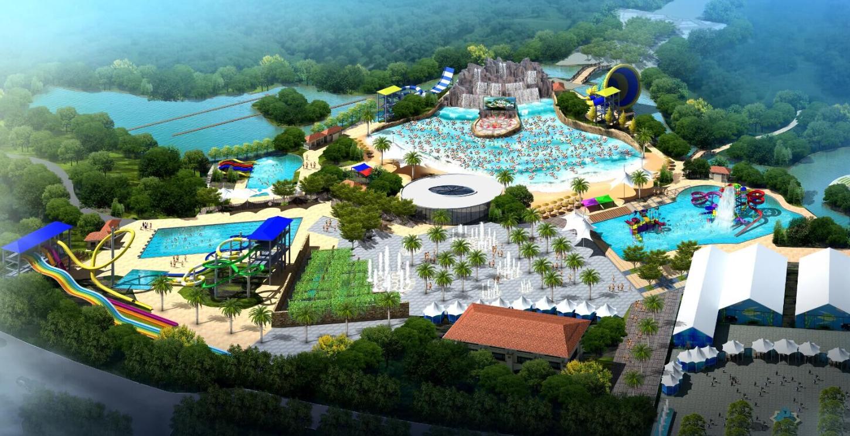 哪里有水上游乐设计公司-水上游乐设施公司-广州绿沁水上乐园设备制造有限公司