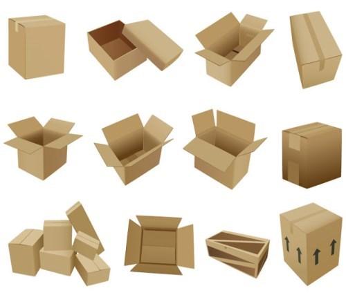 东莞纸箱企业-羽绒服包装盒价钱-深圳市友尚包装资料无限公司
