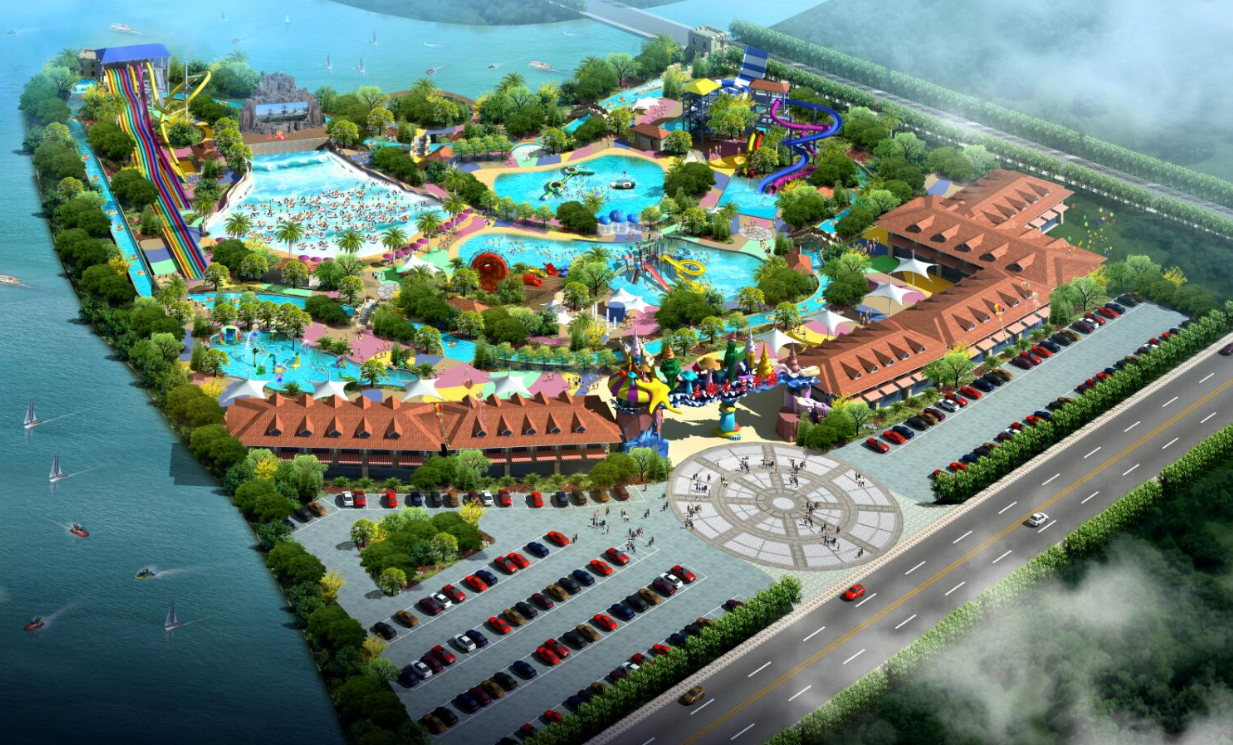 水上娱乐设计公司_水上娱乐设备供应商_广州绿沁水上乐园设备制造有限公司