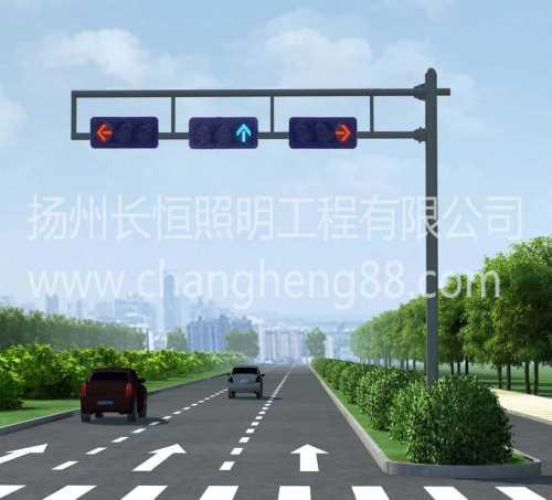红绿灯交通信号杆_用的舒心行业专用设备加工