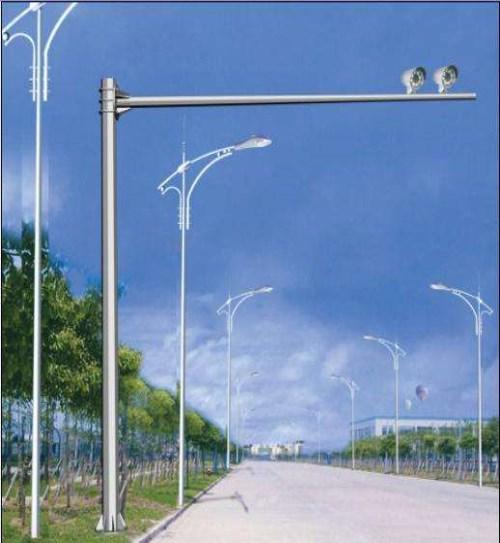 不锈钢道路监控杆生产厂家_库存照明器材生产厂家