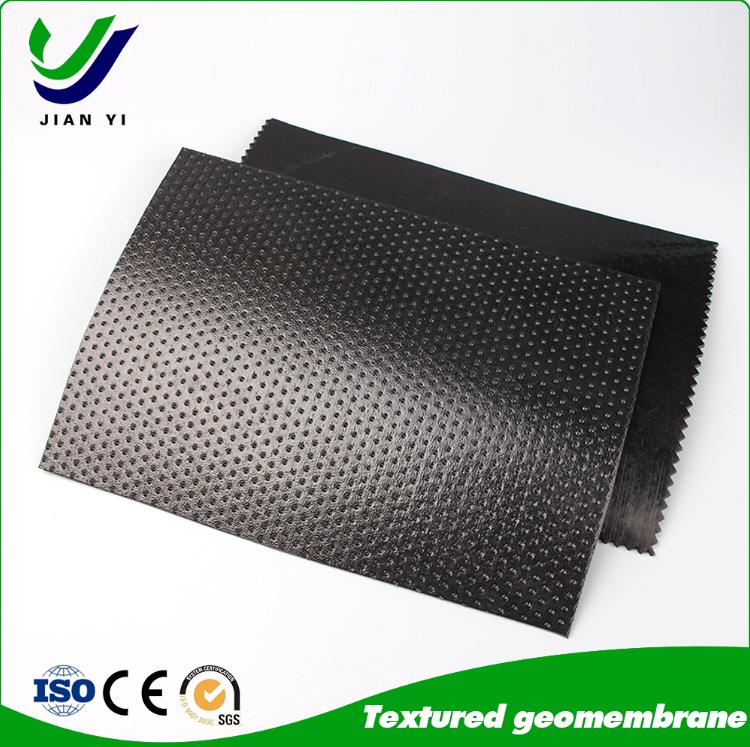 光面土工膜价格/pe透水管公司/长沙建益新材料有限公司