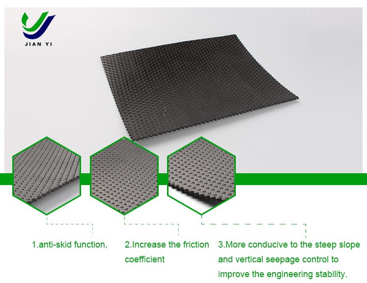防渗膜价格/膨润土防水毯/长沙建益新材料有限公司