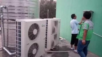 商丘空气能价格_洗浴中心水源热泵工程_河南新辉节能科技有限公司