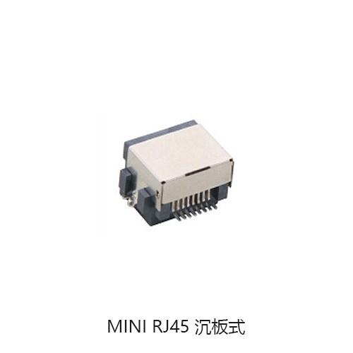 沉板RJ45厂家/7PSATA公座/深圳市硕凌电子科技无限公司