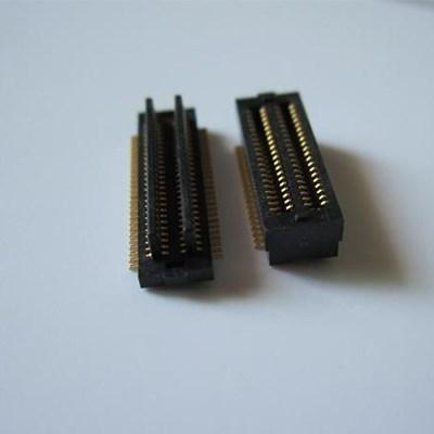 0.8间距板对板公座_千兆RJ45_深圳市硕凌电子科技无限公司