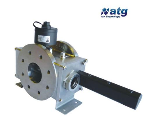 高效紫外线/ATG UV中压紫外线杀菌器/广州千叶水设备有限公司